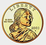 2002 S Sacagawea Native American Proof U