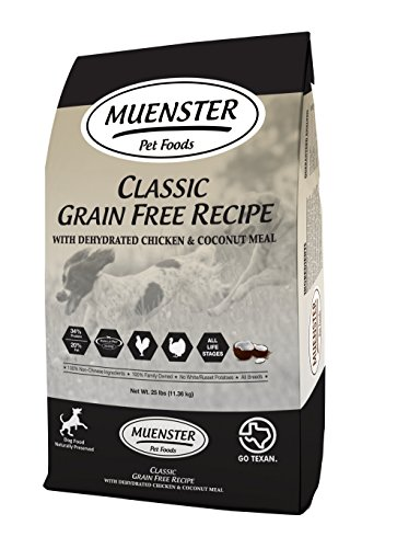 Muenster Milling Co. Natural Grain Free