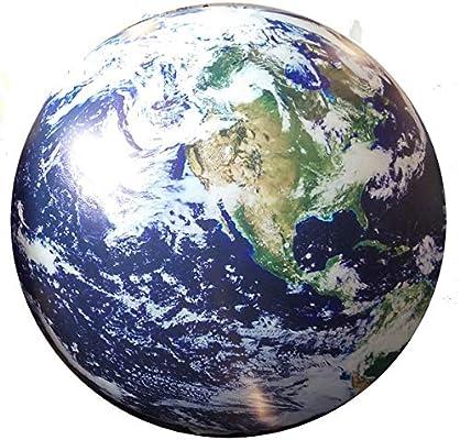 Amazon.com: Academia Maps globo gigante inflable – 10 pies ...