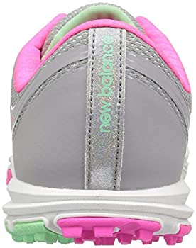 New Balance Women's Nbgw1006 Golf Shoe, Greypink, 9.5 B Us 1