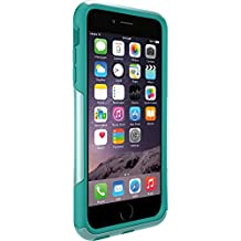 OtterBox COMMUTER iPhone 6 Plus/6s Plus Case - Frustration Free Packaging - AQUA SKY (AQUA BLUE/LIGHT TEAL)