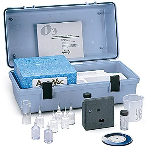 Cheap Hach 2518050 Ozone Test Kit, AccuVac Color Disc, 0.05-1.50 mg/L free shipping