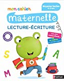 mon cahier maternelle lecture ?criture moyenne section 4 5 ans