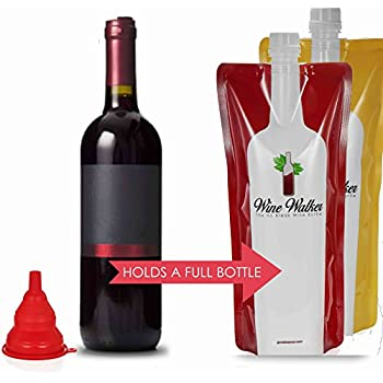 Wine corker cruise kit cruise flask wine - Amazon porta vino ...