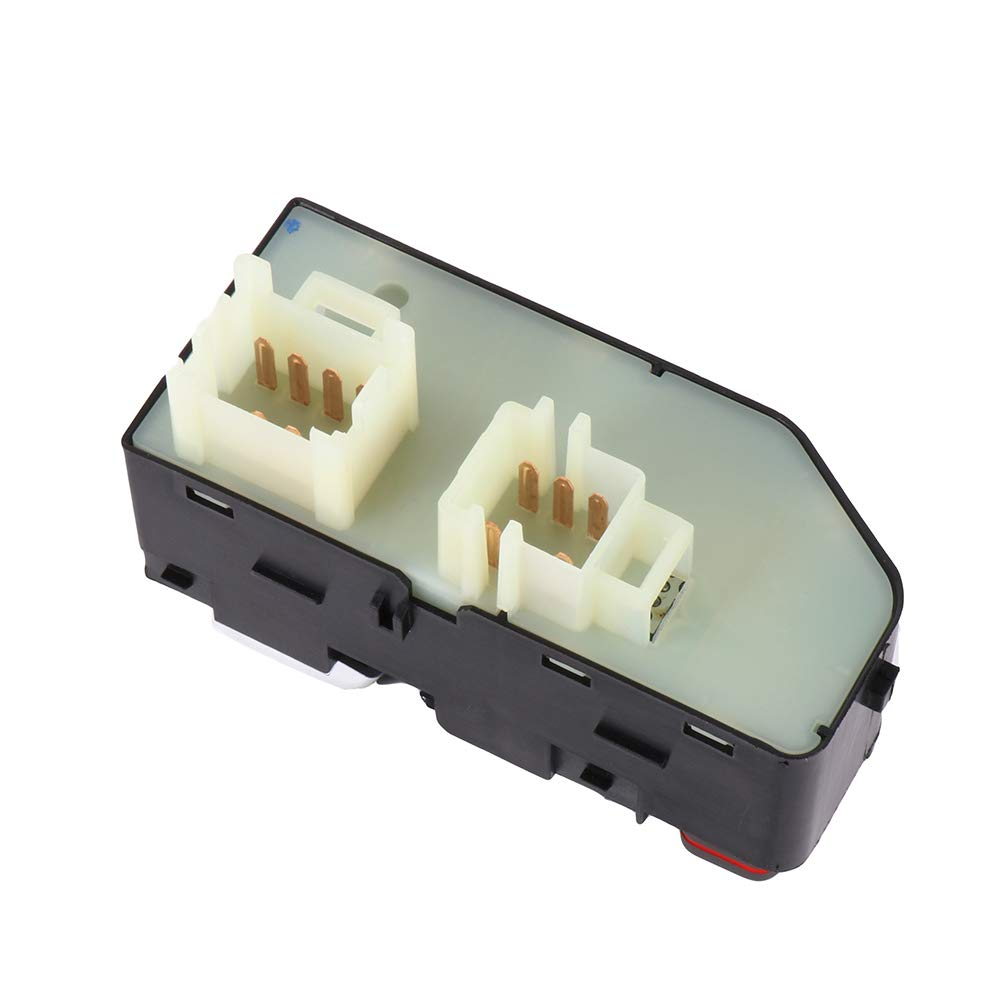cciyu Power Window Switch Replacement fits for 1997-1999 Cadillac Deville 1996-1997 Cadillac Seville Replace 25668564 901-100