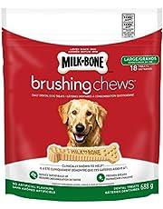 Milk Bone Brushing Chews Large Dog Treats 688g