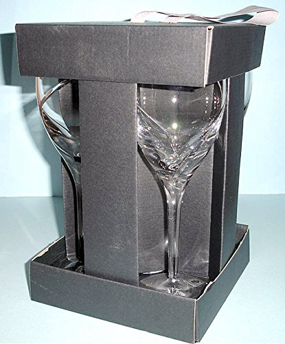 Waterford Crystal Siren (Waterford Siren White Wine SET/4 Crystal Glasses Made In Ireland #135130 NEW)