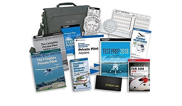 ASA - Kit de piloto Privado – Parte 61: Amazon.es: Electrónica