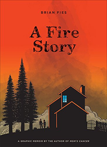 Wildlife Graphic - A Fire Story