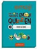 Das total verrückte emoji-Quizzen - Dies & Das