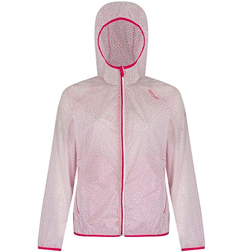 Womens Rain Packable Regatta ladies Jacket Waterproof Breathable Levin Noir Zxwxa7vdq