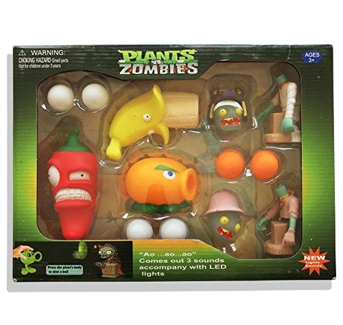 Plants Vs Zombies Gift Box: Banana Launch, Citron, and Jalapeno