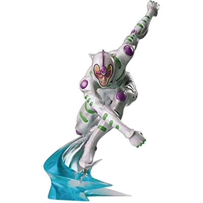 Di molto bene JoJo's Bizarre Adventure Part 5: White Album Statue Legend PVC Statue: Toys & Games