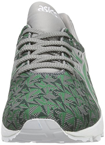 green Asics Baskets Vert green Trainer kayano Gel Mixte Adulte Evo 8484 Basses vIwrvq