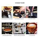 Bopfimer 58MM Coffee Portafilter Coffee Machine