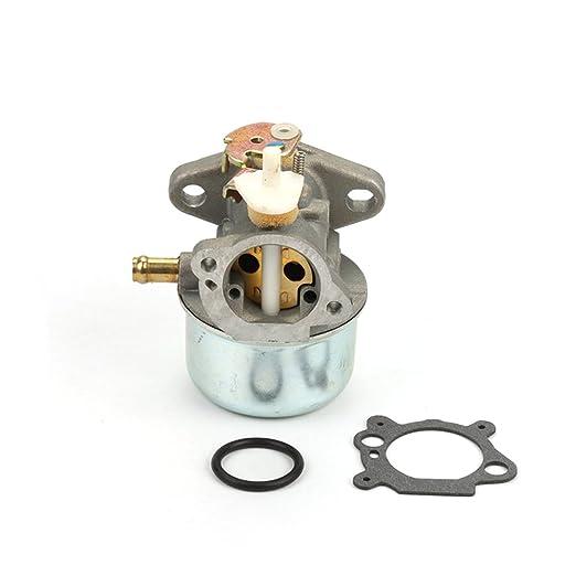 Anzac 799869 carburador cortacésped 792253 497586 499059 limpiador ...