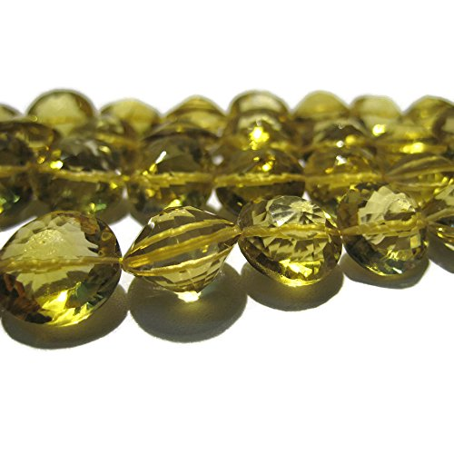 12mm Faceted Coin - 9