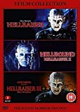 HELLRAISER: The Iconic Horror Trilogy (3 Film Collection)