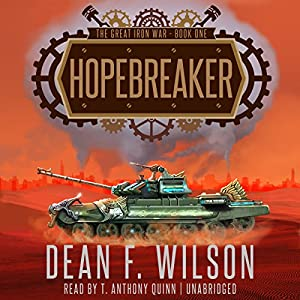 Hopebreaker Audiobook