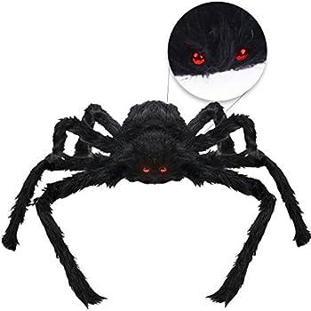 Amazon.com : Halloween Decorations, AlinkZ Giant Black