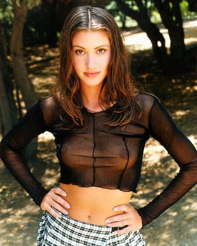 Shannon Elizabeth 8X10 Celebrity Photo  09