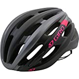 Giro Saga Cycling Helmet – Women's Matte Black/Pink Race Medium For Sale