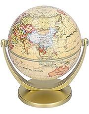 Globe, Mini Wereldkaart Globe Engels Editie Desktop Roterende Aarde Geografie Globe Onderwijs Tool