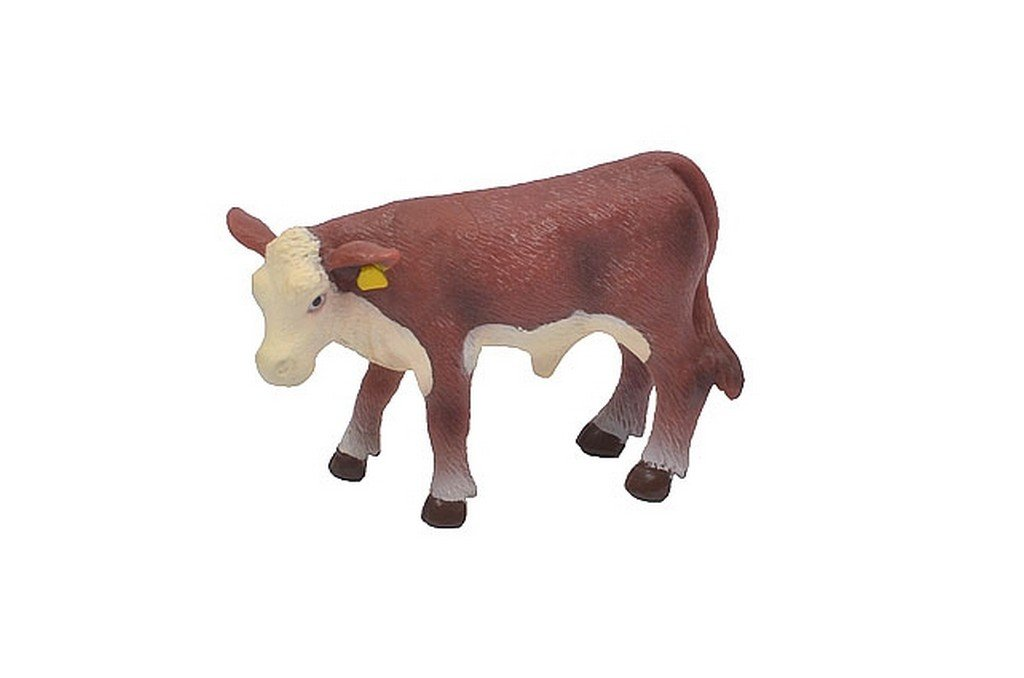 1//16th Scale Little Buster Toys Hereford Calf Realistic Calf