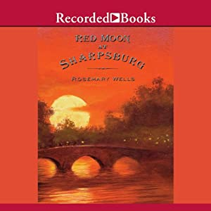 Red Moon at Sharpsburg Audiobook