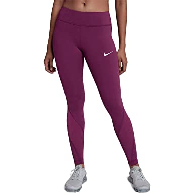fa0f8563c0 Image Unavailable. Image not available for. Color: NIKE Womens Compression  Running Athletic Leggings ...