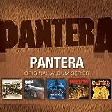 Pantera - Original Album Series: 5CD SET