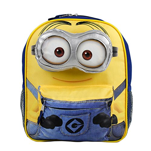 Despicable Me 2 - 12 Minion Backpack