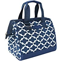 Sachi Insulated Lunch Bag, Moroccan Navy