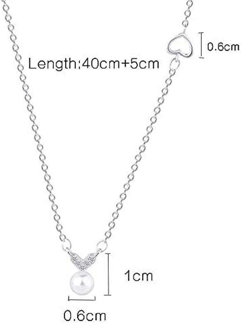 RUiillg Gargantilla,Collar de Mujer、Collar de Borla con Cuentas largas Hoja de Arce Colgante Collar Mujer Modelo Joyería de Perlas Joyería
