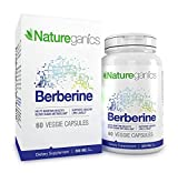 Berberine – 500MG Best Selling Cardiovascular Support, Helps Maintain Healthy Blood Sugar Levels. 60 Veggie Caps Review