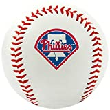 MLB Philadelphia Phillies Team Logo Baseball, Official, White
