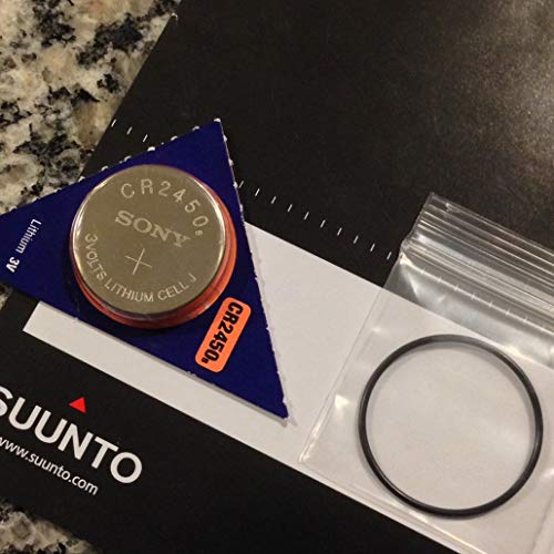 Suunto by Aqua Lung Battery Kit for Cobras/Vypers/Zoops