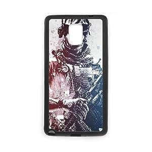 Battlefield 3 Game Samsung Galaxy Note 4 Cell Phone Case Black JT3858197146
