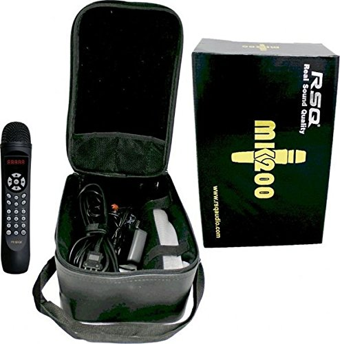 RSQ MK200 Mic Neo with G Mp3 Player SD Record