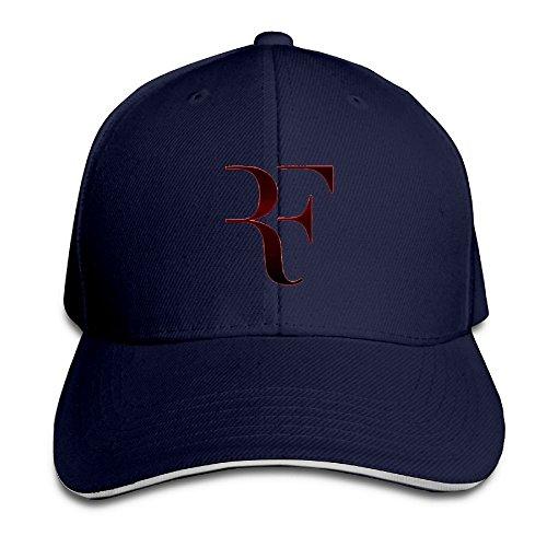 Sandwich Visor Baseball Cap - Fashion Sandwich Baseball Cap Adjustable Curved Visor Hat Navy