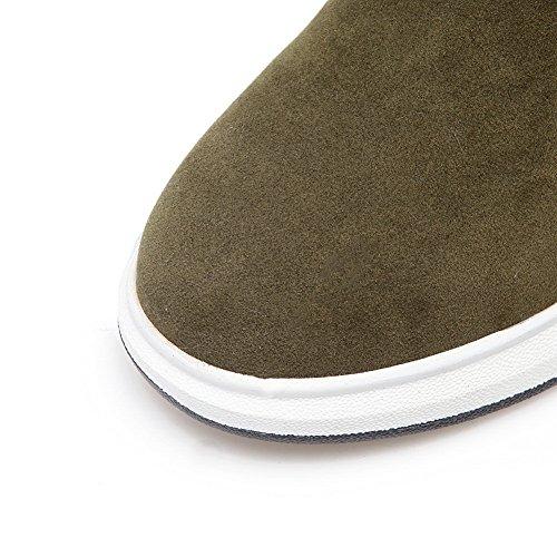 Inconnu 1To9 Sandales Compensées Femme Marron, 38.5 EU, MNS02670