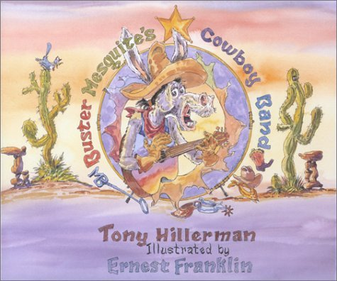 Buster Mesquite's Cowboy Band by Tony Hillerman - Shopping Malls Buffalo