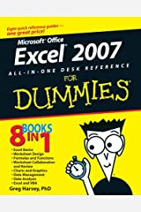 Excel 2007 All-In-One Desk Reference For Dummies Kindle Edition