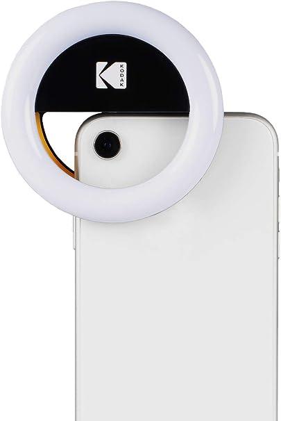 Kodak, Luz de Anillo, Blanco: Amazon.es: Electrónica