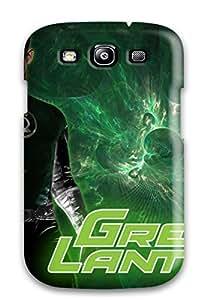 Coy Updike's Shop 7382517K98524156 New Arrival Premium Galaxy S3 Case(green Lantern)