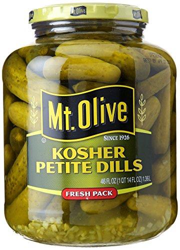 Mt. Olive Mt. Olive Petite Dills Kosher Pickles 46oz, 46 oz