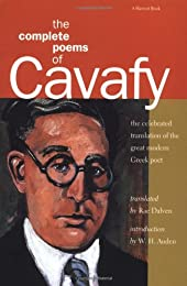 The Complete Poems Of C. P. Cavafy