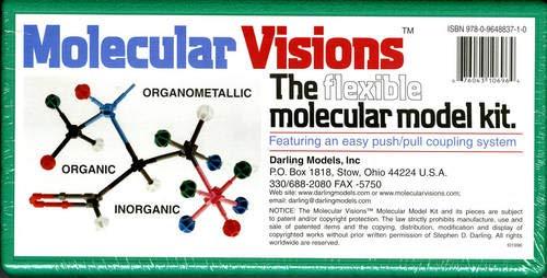 Molecular Visions (Organic, Inorganic, Organometallic) Molecular Model