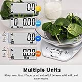 Etekcity 0.1 g Food Kitchen Gram Scale with