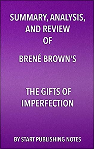 Gifts Of Imperfection Ebook